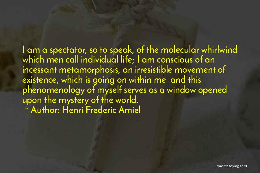 Whirlwind Quotes By Henri Frederic Amiel