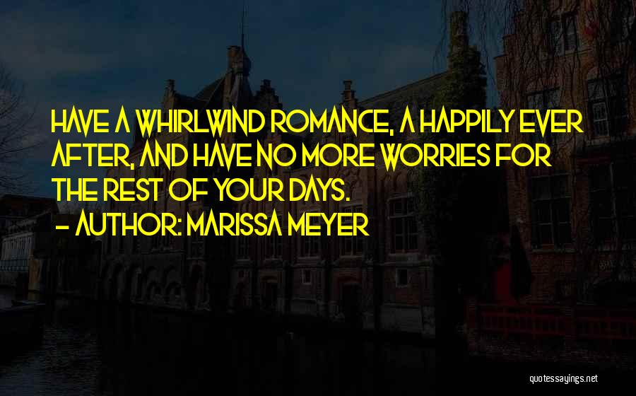 Whirlwind Quotes By Marissa Meyer