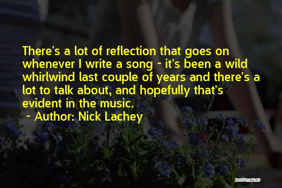 Whirlwind Quotes By Nick Lachey