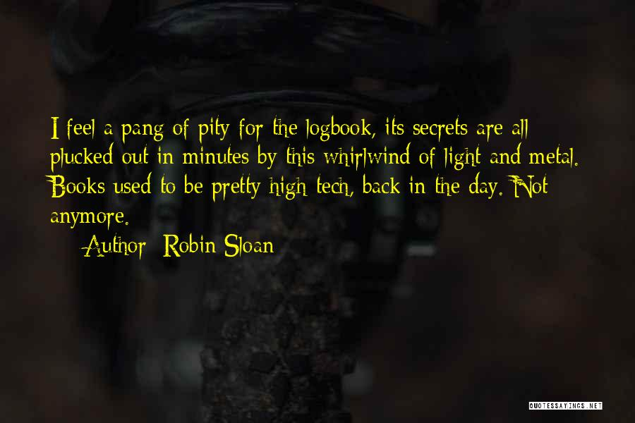 Whirlwind Quotes By Robin Sloan