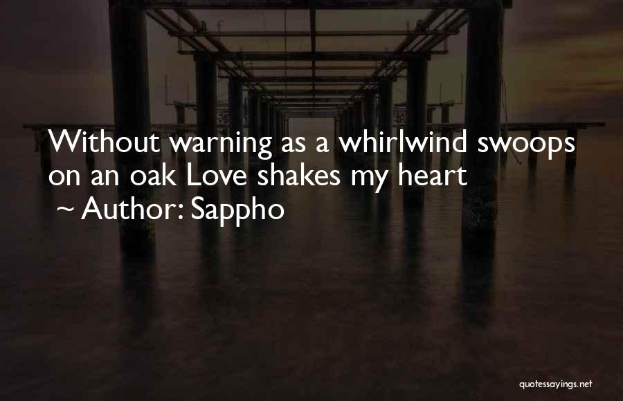 Whirlwind Quotes By Sappho