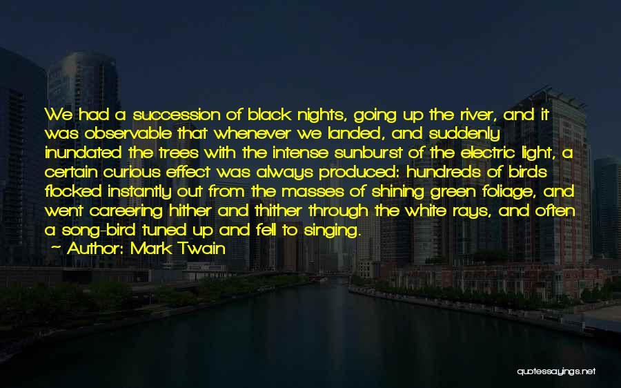 White Bird Quotes By Mark Twain