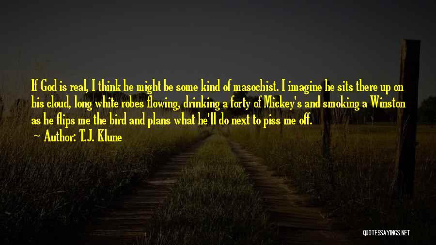 White Bird Quotes By T.J. Klune