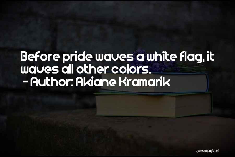 White Flag Quotes By Akiane Kramarik