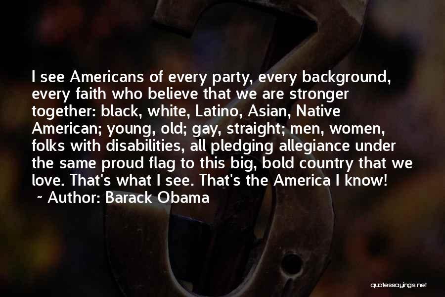 White Flag Quotes By Barack Obama