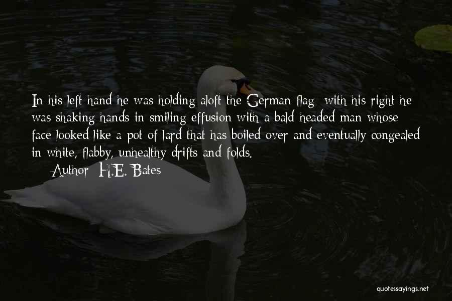 White Flag Quotes By H.E. Bates