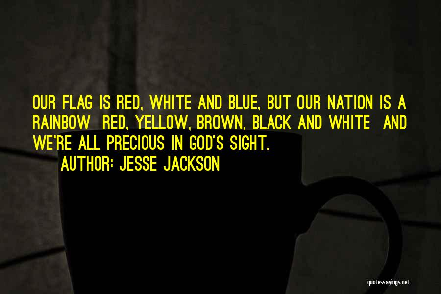 White Flag Quotes By Jesse Jackson