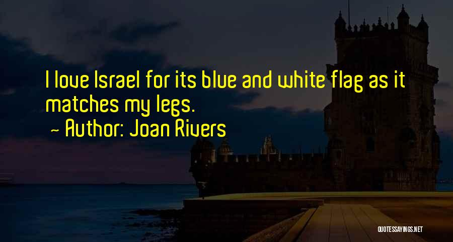 White Flag Quotes By Joan Rivers
