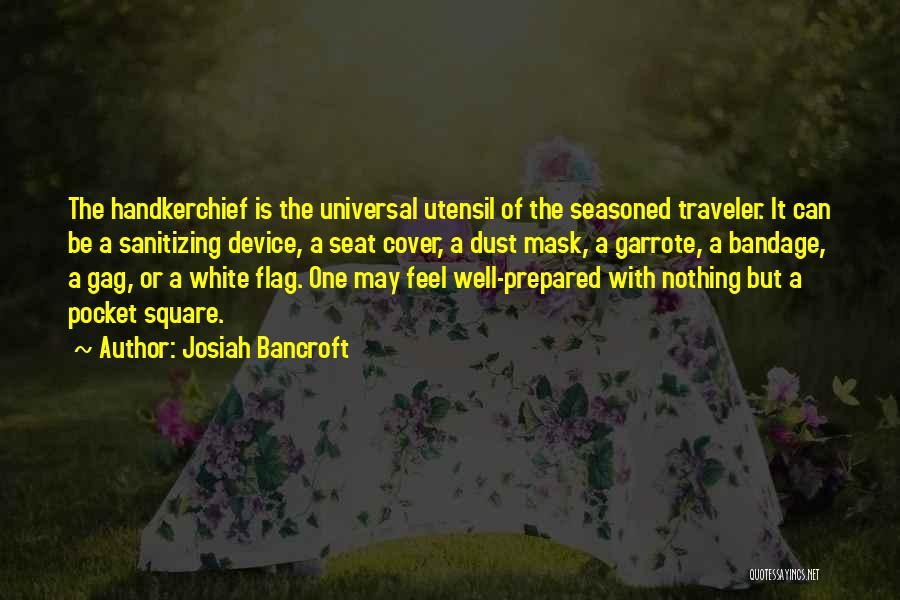 White Flag Quotes By Josiah Bancroft