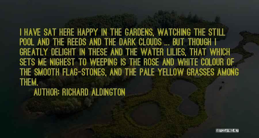 White Flag Quotes By Richard Aldington