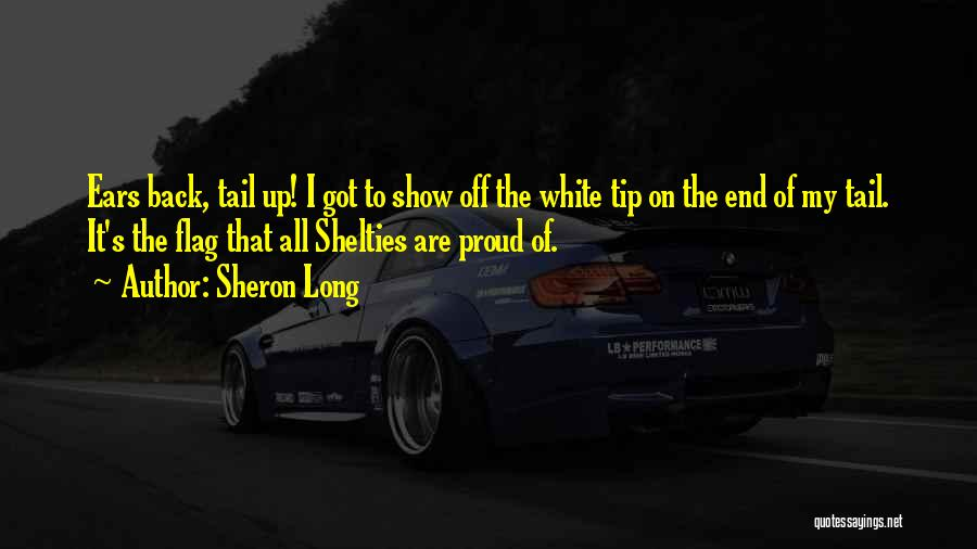 White Flag Quotes By Sheron Long