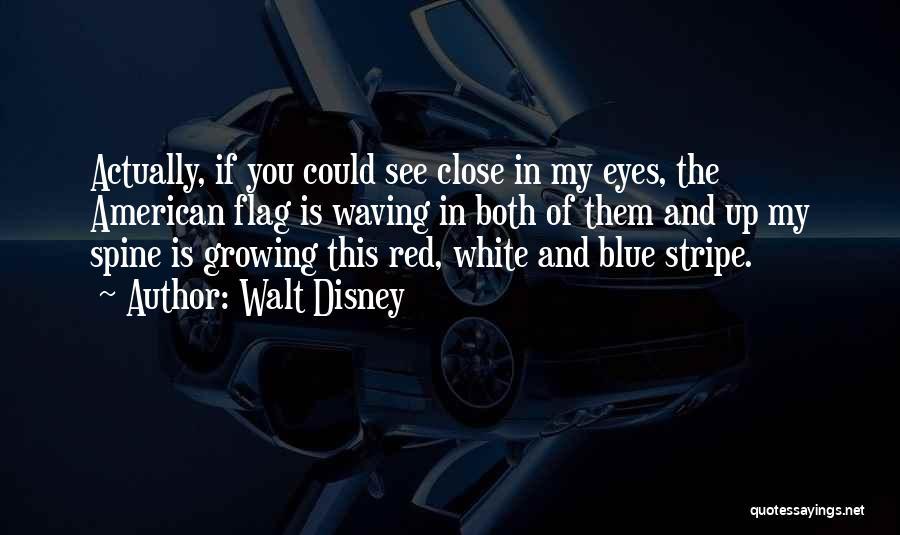 White Flag Quotes By Walt Disney