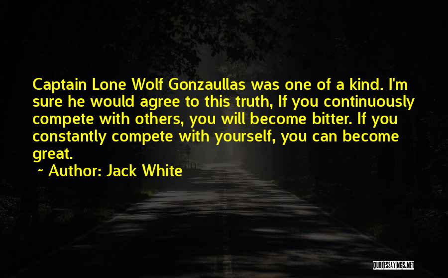 White Wolf Quotes By Jack White