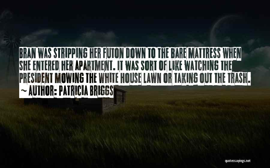 White Wolf Quotes By Patricia Briggs