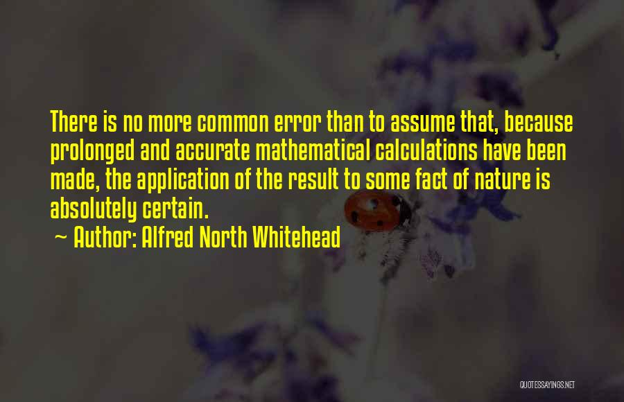 Whitehead Quotes By Alfred North Whitehead