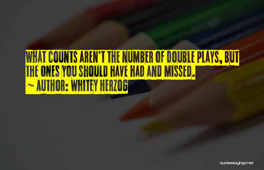 Whitey Herzog Quotes 1402925