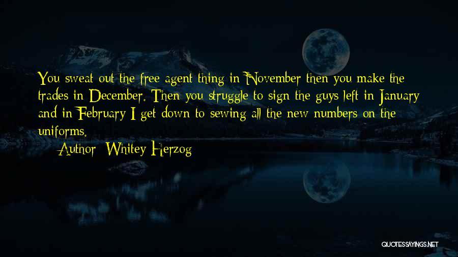 Whitey Herzog Quotes 446191