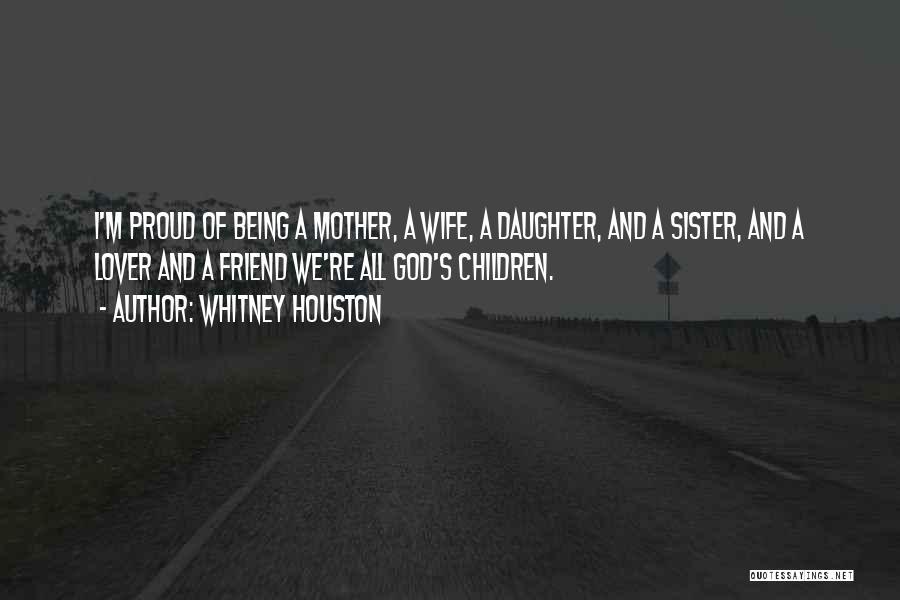 Whitney Houston Quotes 1004501