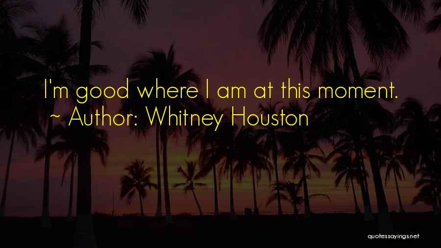 Whitney Houston Quotes 1010798