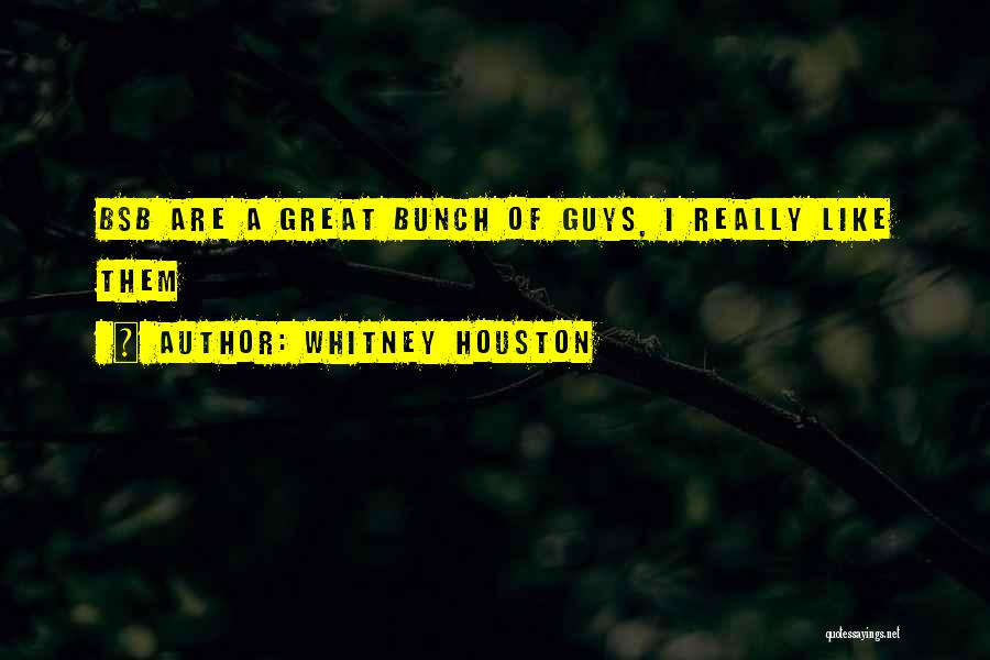 Whitney Houston Quotes 1040516