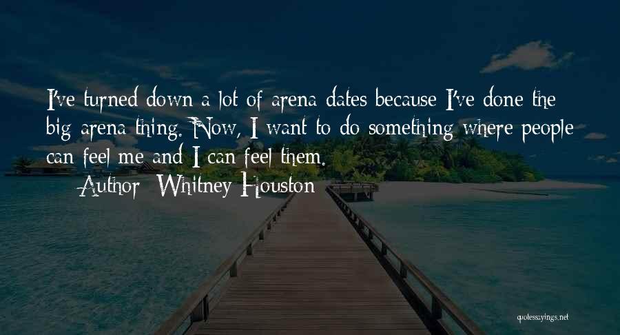 Whitney Houston Quotes 1064311