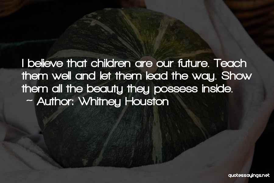 Whitney Houston Quotes 1084933