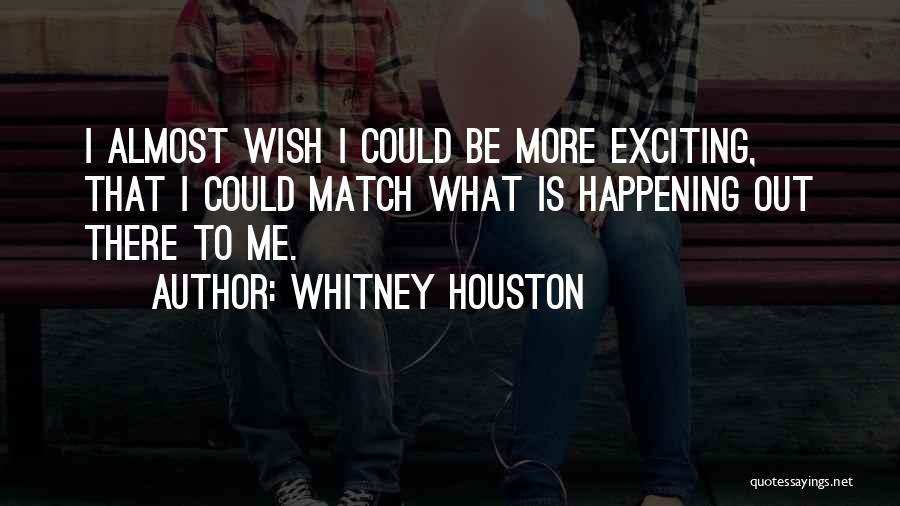 Whitney Houston Quotes 1099287