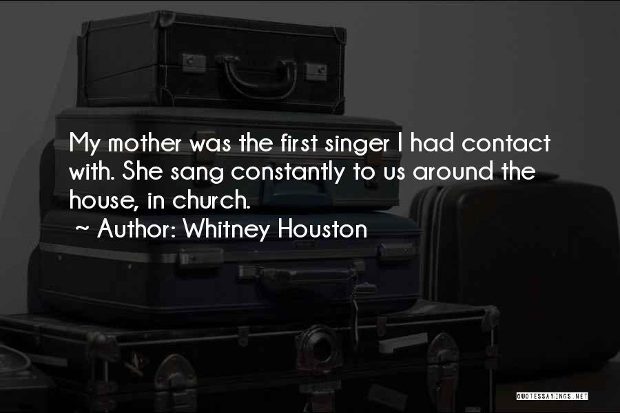 Whitney Houston Quotes 1235365