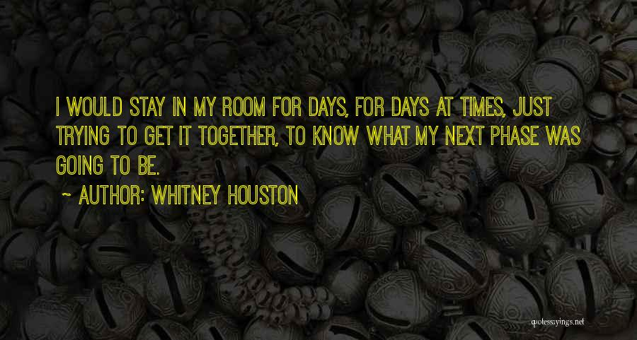 Whitney Houston Quotes 1324074