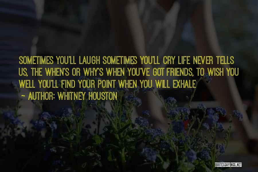 Whitney Houston Quotes 1468364