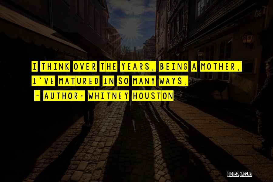 Whitney Houston Quotes 1672772