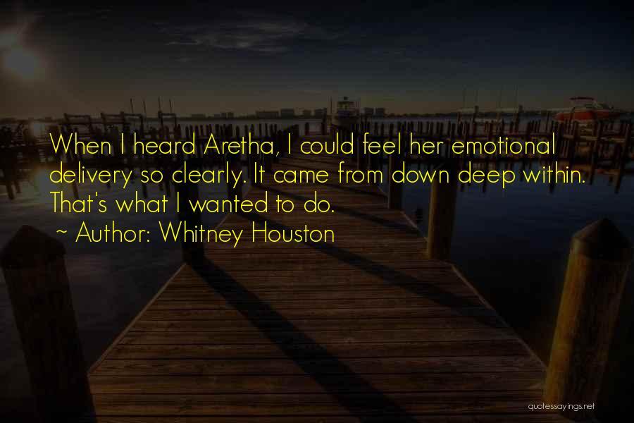 Whitney Houston Quotes 1754406