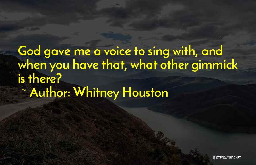 Whitney Houston Quotes 1826064