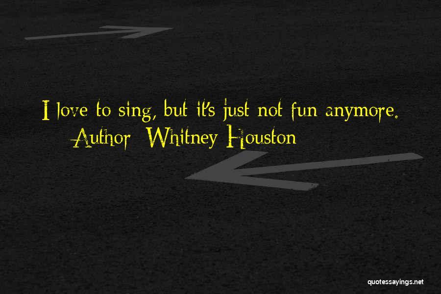 Whitney Houston Quotes 1842630