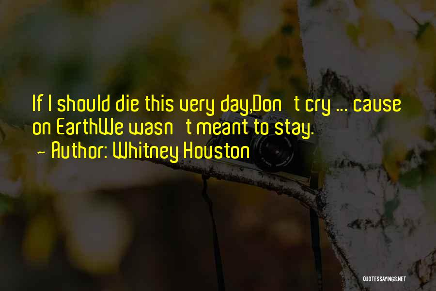 Whitney Houston Quotes 1890026