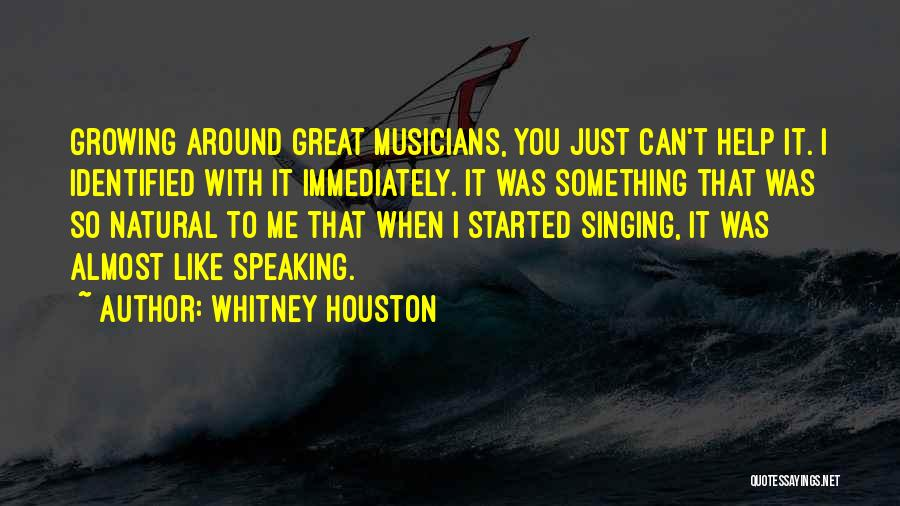 Whitney Houston Quotes 1971594