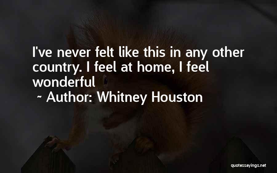 Whitney Houston Quotes 2071299
