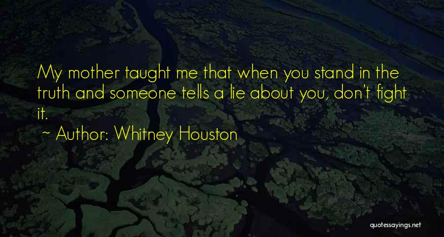 Whitney Houston Quotes 2096468