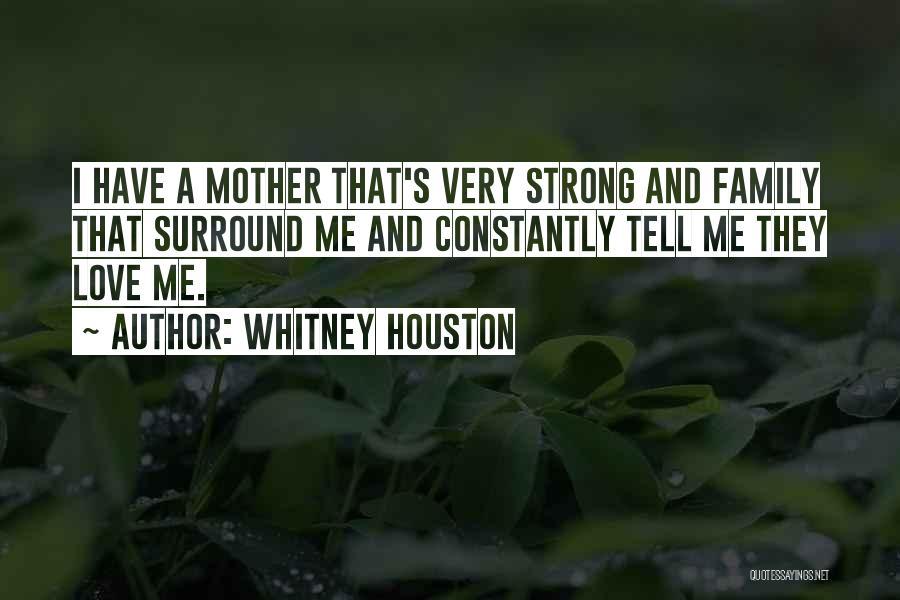 Whitney Houston Quotes 2265757