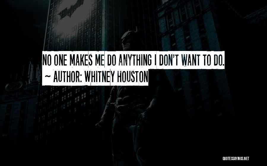 Whitney Houston Quotes 272643