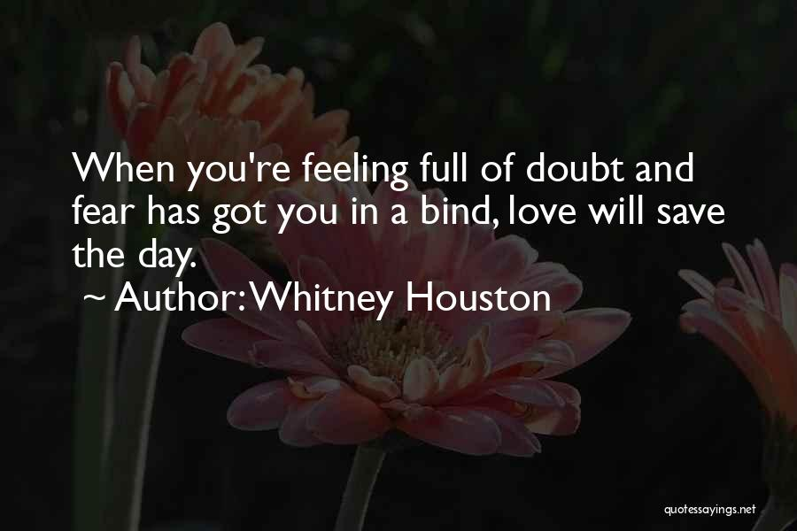 Whitney Houston Quotes 354699