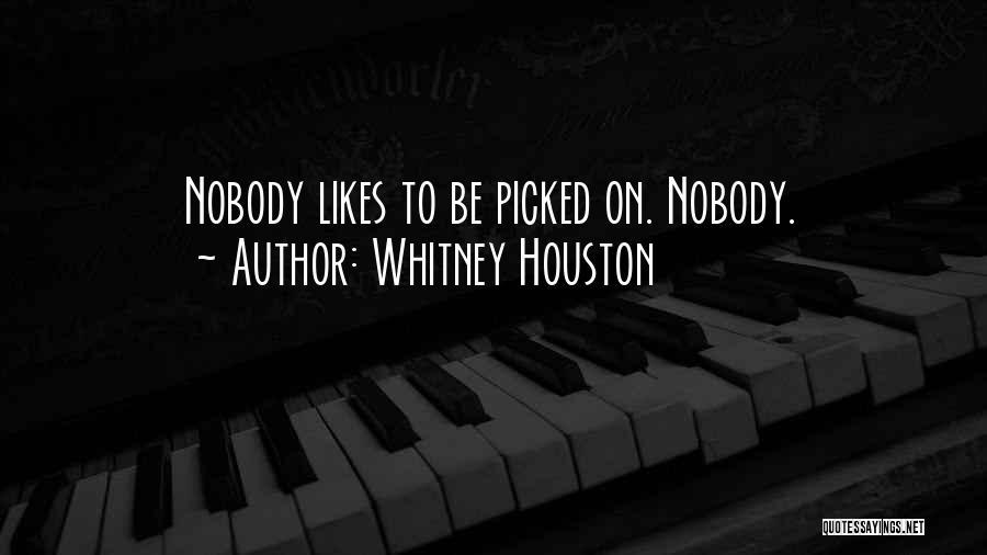 Whitney Houston Quotes 426329