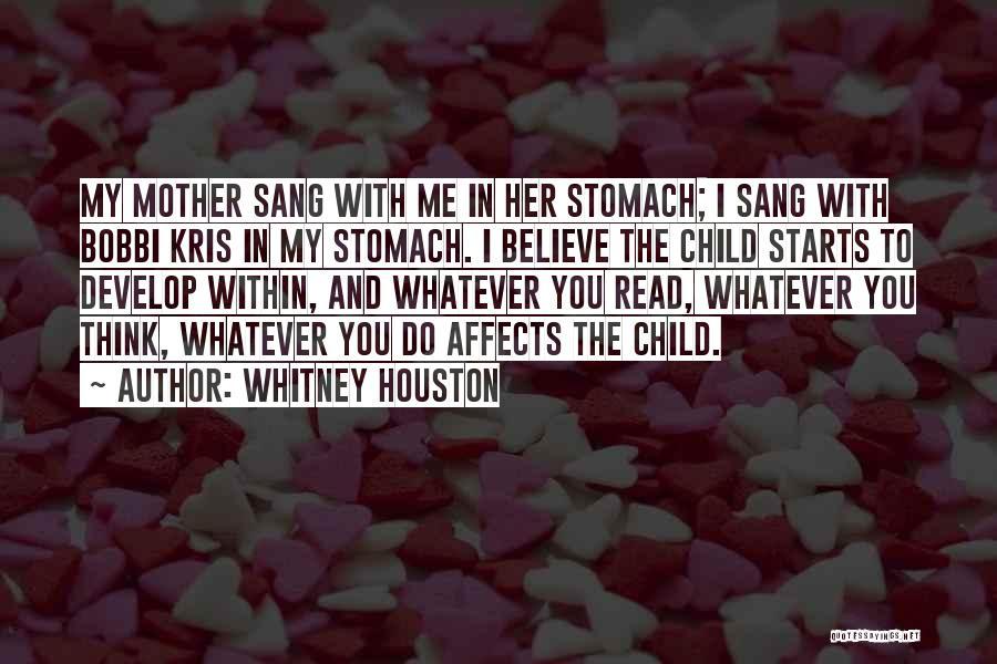 Whitney Houston Quotes 437799