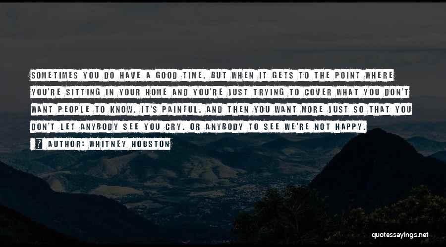 Whitney Houston Quotes 678945