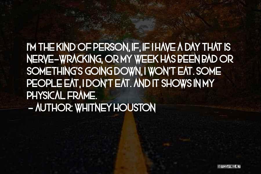 Whitney Houston Quotes 742583