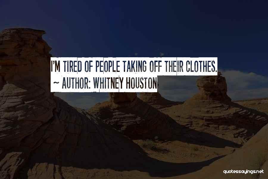 Whitney Houston Quotes 799917