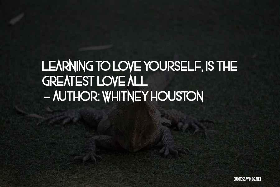 Whitney Houston Quotes 822855