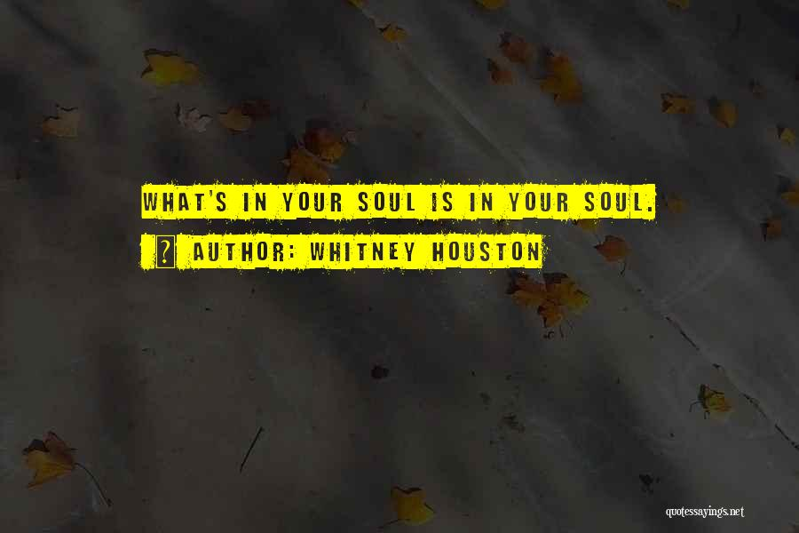 Whitney Houston Quotes 857014