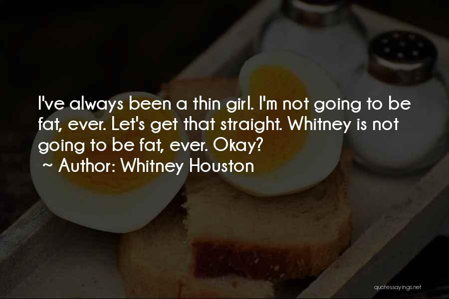 Whitney Houston Quotes 871575