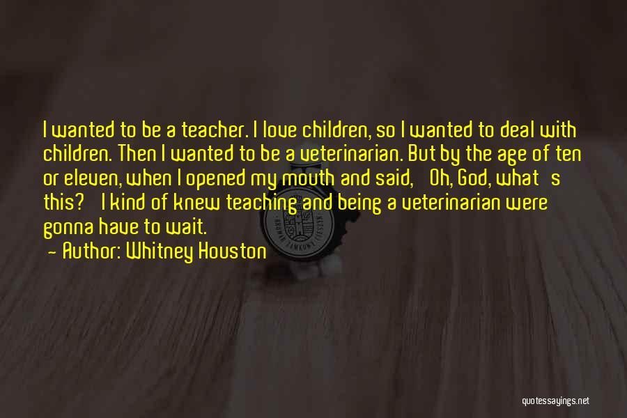 Whitney Houston Quotes 946078